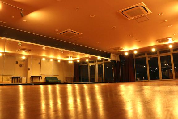 MONKATSU DANCE SCHOOL モンカツダンススクール | 福山市のダンススクールACCESS|内観イメージ