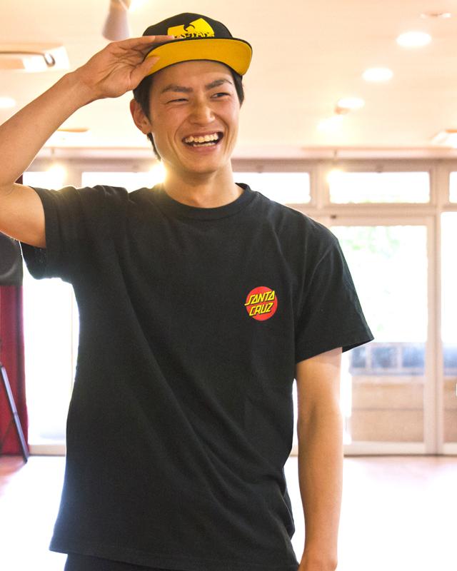 MONKATSU DANCE SCHOOL モンカツダンススクール | 福山市のダンススクール|インストラクター「B-boy Yoshirin」
