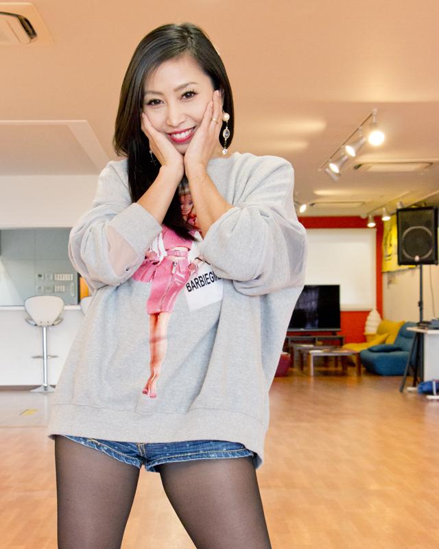 MONKATSU DANCE SCHOOL モンカツダンススクール | 福山市のダンススクール|インストラクター「ChiNa」